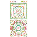 BasicGrey - Sweet Threads Collection - Frame Stickers