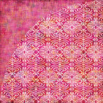 BasicGrey - Sweet Threads Collection - 12 x 12 Double Sided Paper - Her Way