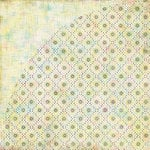 BasicGrey - Sweet Threads Collection - 12 x 12 Double Sided Paper - Must Have