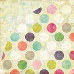 BasicGrey - Sweet Threads Collection - 12 x 12 Double Sided Paper - Fashionista