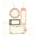 BasicGrey - Sweet Threads Collection - Canvas Tags