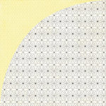 BasicGrey - Tea Garden Collection - 12 x 12 Double Sided Paper - Chamomile