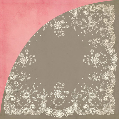 BasicGrey - True Love Collection - 12 x 12 Double Sided Paper - Proposal