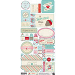 BasicGrey - True Love Collection - Cardstock Stickers - Titles