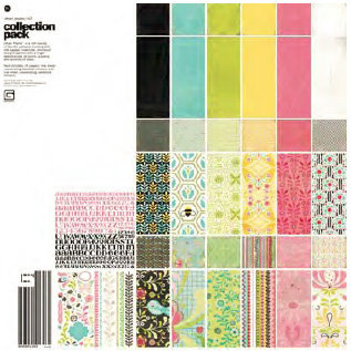BasicGrey - Urban Prairie Collection - 12 x 12 Collection Pack