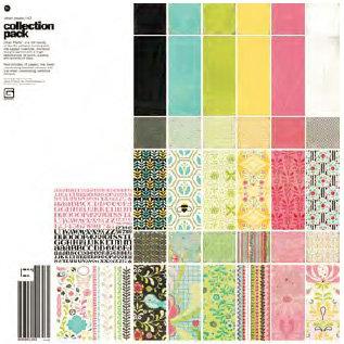 BasicGrey - Urban Prairie Collection - 12 x 12 Collection Pack