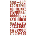 BasicGrey - Oliver Collection - Mini Monogram Stickers