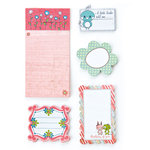 BasicGrey - Olivia Collection - Writer's Block - Journaling Sets, CLEARANCE