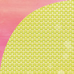 BasicGrey - Vivienne Collection - 12 x 12 Double Sided Paper - Lilac