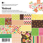 BasicGrey - Vivienne Collection - 6 x 6 Paper Pad