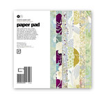 BasicGrey - Wisteria Collection - 6x6 Paper Pad