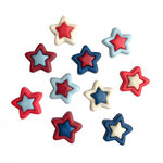 Buttons Galore - Embellishments - Button Theme Packs - Land of the Free