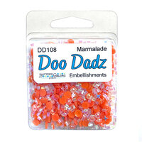 Buttons Galore - Doo Dads Collection - Embellishments - Marmalade
