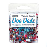 Buttons Galore - Doo Dads Collection - Embellishments - Yankee Doodle