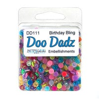 Buttons Galore - Doo Dads Collection - Embellishments - Birthday Bling