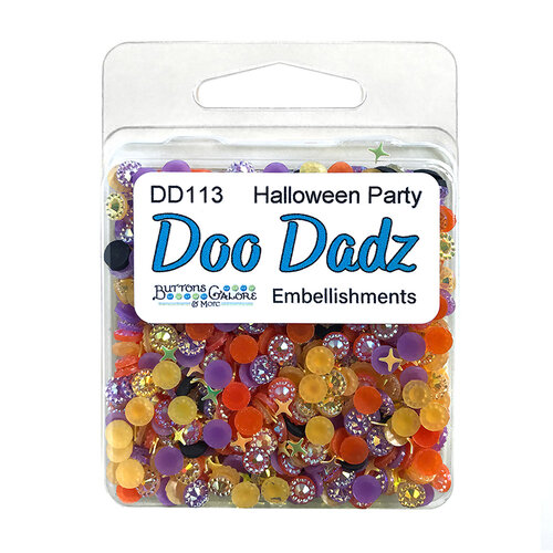 Buttons Galore - Halloween - Doo Dads Collection - Embellishments - Halloween Party