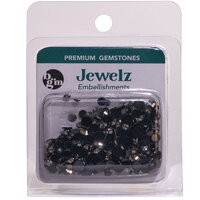 Buttons Galore and More - Jewelz Collection - Jewel Embellishments - Hematite