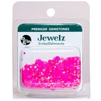 Buttons Galore and More - Jewelz Collection - Jewel Embellishments - Rose Aurora Borealis