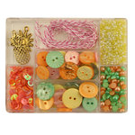 28 Lilac Lane - Craft Embellishment Kit - Tropical Twist