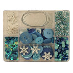 28 Lilac Lane - Craft Embellishment Kit - Let it Snow