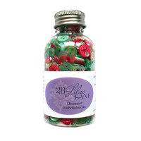 28 Lilac Lane - Christmas - Decorative Embellishment Bottle - Yuletide Greetings