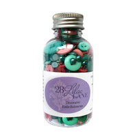 28 Lilac Lane - Decorative Embellishment Bottle - Coral Reef