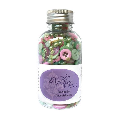28 Lilac Lane - Decorative Embellishment Bottle - Savannah Stroll