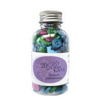 28 Lilac Lane - Decorative Embellishment Bottle - Fiesta