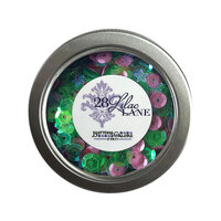 28 Lilac Lane - Sequin Tin - Retro Holiday