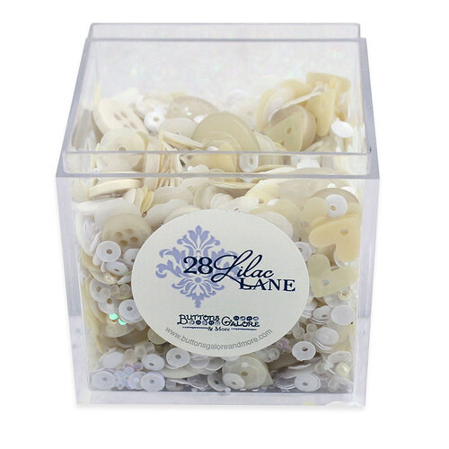 28 Lilac Lane - Shaker Mixes - Pearls & Lace