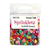 Buttons Galore - Sprinkletz Collection - Sweet Talk