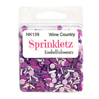 Buttons Galore - Sprinkletz Collection - Wine Country