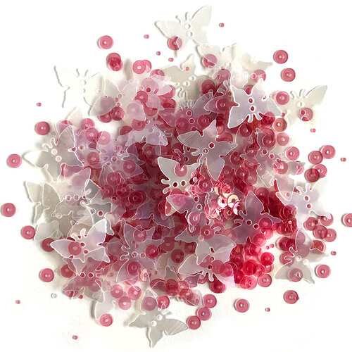 28 Lilac Lane - Premium Sequins - Rose In Flight