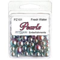 Buttons Galore - Pearlz Collection - Embellishments - Fresh Water