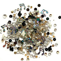 Buttons Galore - Sparkletz Collection - Embellishments - Concerto
