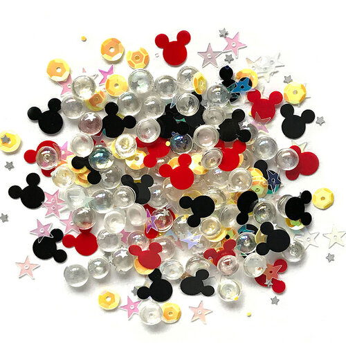 Buttons Galore - Sparkletz Collection - Embellishments - Magical