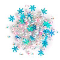 Buttons Galore - Sparkletz Collection - Glacier