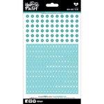 Bella Blvd - Illustrated Faith - 5 x 9 Alphabet Stickers - Mini - Mint To Be