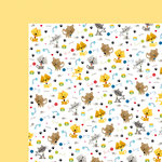 Bella Blvd - Riley Collection - 12 x 12 Double Sided Paper - Friendly Felines