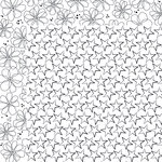 Bella Blvd - Just Add Color Collection - 12 x 12 Double Sided Paper - Star Struck