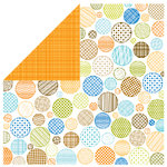 Bella Blvd - All Inclusive Collection - 12 x 12 Double Sided Paper - Skippin' Stones, CLEARANCE