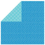 Bella Blvd - All Inclusive Collection - 12 x 12 Double Sided Paper - Ocean View, CLEARANCE