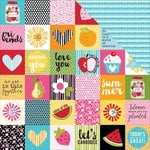 Bella Blvd - Fresh Market Collection - 12 x 12 Double Sided Paper - Fruitful