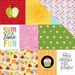 Bella Blvd - Fresh Market Collection - 12 x 12 Double Sided Paper - Daily Details