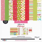 Bella Blvd - Make It Merry Collection - Christmas - 12 x 12 Collection Kit