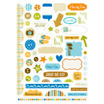 Bella Blvd - All Inclusive Collection - Ciao Chip - Self Adhesive Chipboard - Badda Bings
