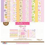 Bella Blvd - Sweet Baby Girl Collection - 12 x 12 Collection Kit