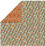 Bella Blvd - Man of the House Collection - 12 x 12 Double Sided Paper - Dad's Socks