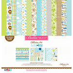 Bella Blvd - Cute Baby Boy Collection - 12 x 12 Collection Kit