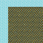 Bella Blvd - The Zoo Crew Collection - 12 x 12 Double Sided Paper - Snake Skin